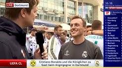 Ergebnis + Taktik richtig getippt: Nils Kern vor BVB-Real LIVE auf SKY