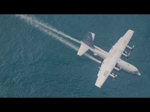 Aerial Spray - Did You Know?