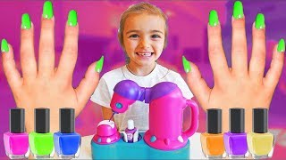 Las Ratitas PRETEND PLAY MAKEUP TOYS FOR KIDS COMPILATION