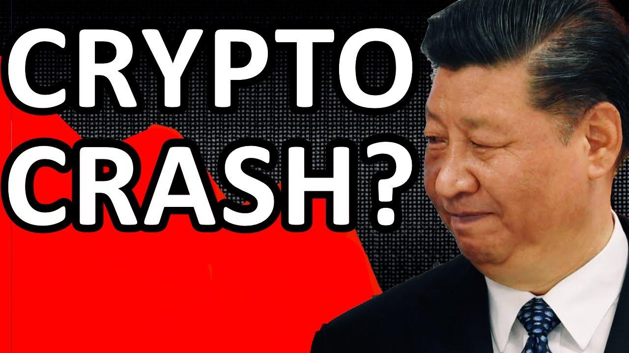 KOMMT DURCH CHINA DER NÄCHSTE CRASH ODER EINE GROßE CHANCE? (Bitcoins kaufen & Krypto News 2021)