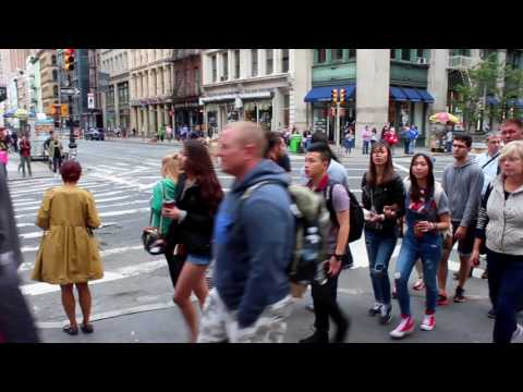 SoHo, Little Italy & Chinatown Walking Tour - Video