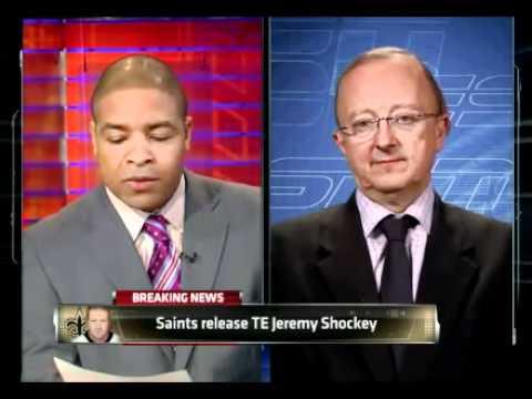 Jeremy Shockey 2014