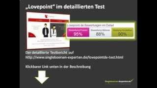 Lovepoint Test: Lovepoint im detaillierten Test
