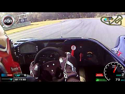 Monticello Motor Club Member Race Series 2 - June 22, 2013 - Radical SR8 Center Seat