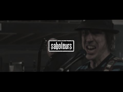 Saboteurs  - Nobody Knows Me Like You - Music Video