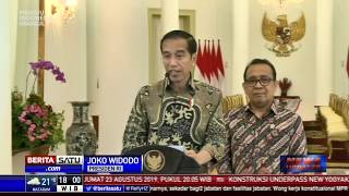 Kasus Papua, Jokowi Minta Tindak Tegas Perlakuan Diskriminatif dan Rasisme