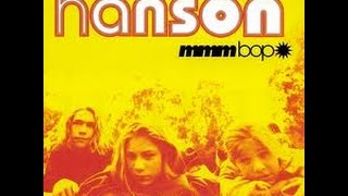 "Hanson - ""MMMBop"" - Piano Solo Instrumental"