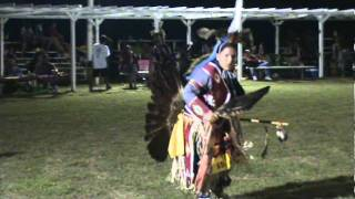 Teen Boys Traditional Dance BEST 2011 Perkins Powwow