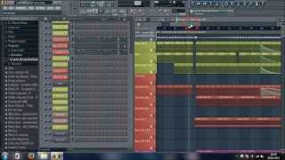Swedish House Mafia - Leave the world behind ( FL Studio ) Önheri Remake /// Free FLP Download