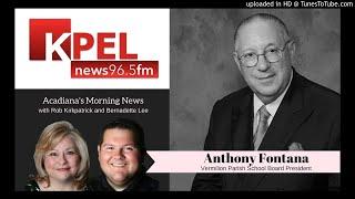 Vermilion Parish School Board President Speaks Out On Arrest Of Teacher