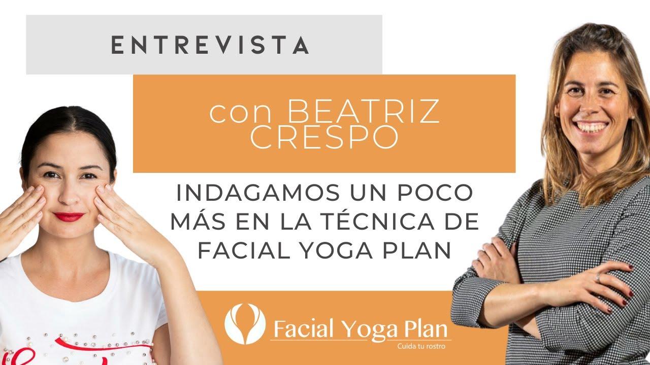 Yoga Facial y entrenamiento facial