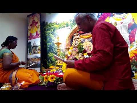 Sri Narayani's live broadcast