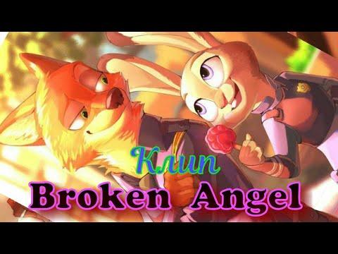 Клип по Зверополису    Broken Angel    Music Video