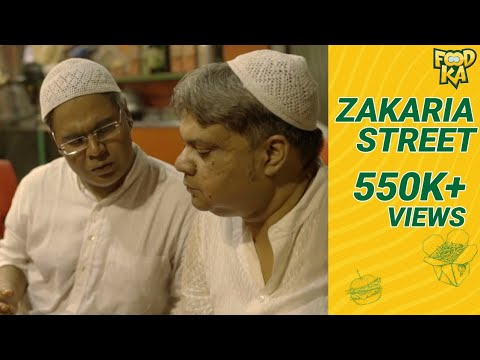 Kolkata Ramzan Special | Zakaria Street | Foodka S02E01 | Mir | Indrajit Lahiri