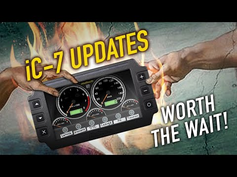 💬 IC-7 Dash Just Got A Whole Lot Better | TECHNICALLY SPEAKING