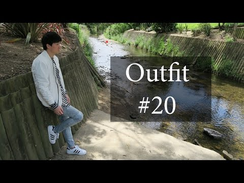 OOTD #20 | Represent Clo Bomber Jacket & Adidas Superstar COMBO
