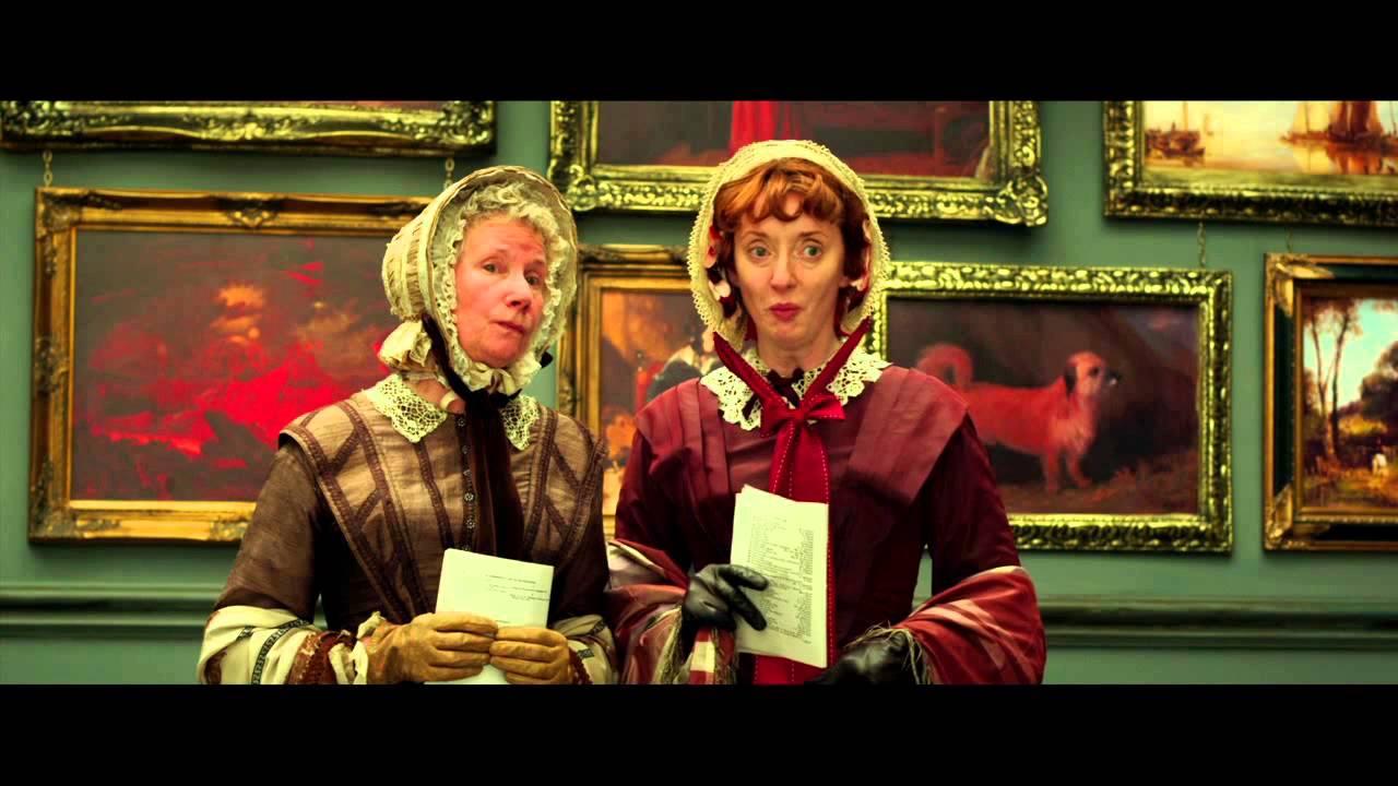 Mr. Turner — Official Trailer 2014 — Regal Cinemas [HD]