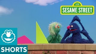 Sesame Street: Different Looking Triangles thumbnail