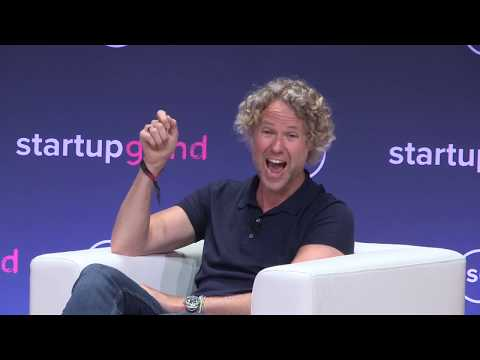 The Startup Life Cycle- Tom Hulme, Ingrid Lunden