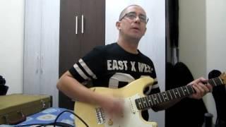 Teste Fender Stratocaster California Series 1997 por JACKSON TOMAZ