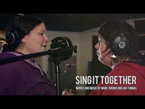 SING IT TOGETHER WITH ENGLISH LYRICS - MUSIC MONDAY 2017