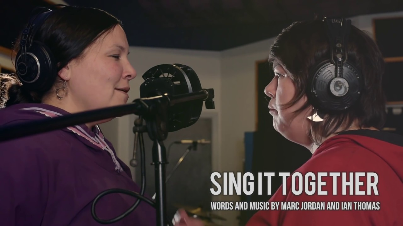 video: Sing It Together, Music Monday anthem