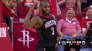 4th Quarter, One Box Video: Houston Rockets vs. Golden State Warriors
