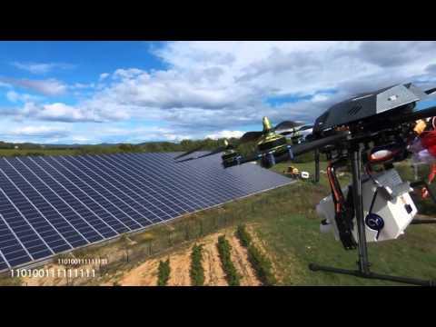Cyleone présente SOLARMANAGER, solution dédiée à la maintenance de parcs photovoltaïques