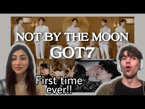 FIRST TIME LISTENING TO GOT7 | 'Not By The Moon' MV REACTION