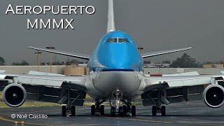 Aeropuerto de la Ciudad de México (AICM) MEX/MMMX - Aterrizajes con Mal Clima