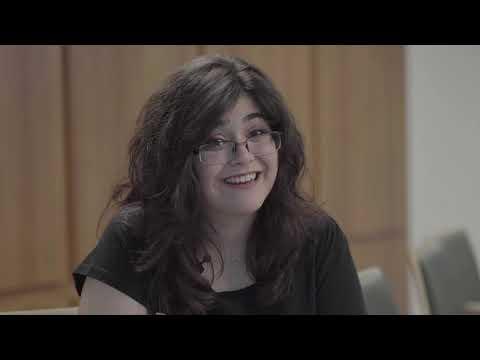 Mezunların Gözünden MEF '19 / Hazal Eylül Öztürk - İngilizce Öğretmenliği