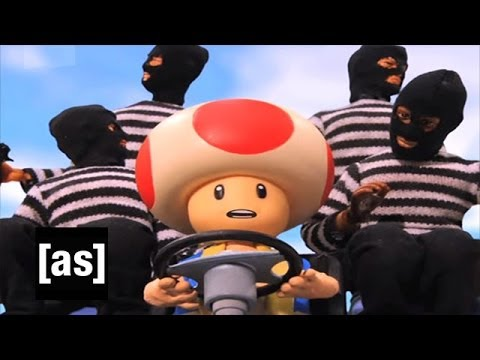 Neo's New Skills | Robot Chicken | adult swim from YouTube · Duration:  1 minutes 12 seconds