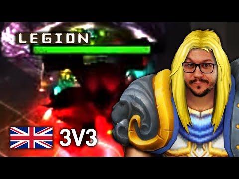 Legion TD PR (Warcraft 3) - 3v3 (w/LF)