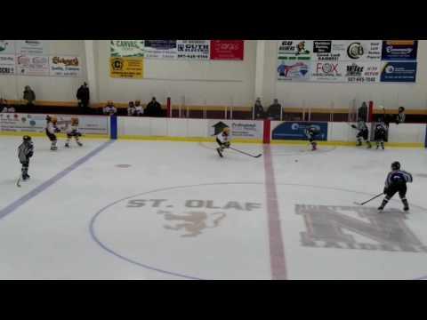 Owen Moore #7  hockey Squirt A Owatonna Mn 2017