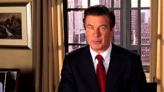"INTERVIEW"" Alec Baldwin ""30 Rock"" Series Finale"