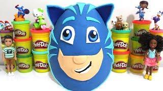 Pijamaskeliler Kedi Çocuk Dev Sürpriz Yumurta -Bidünya Oyuncak