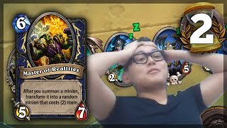 MASTER OF REALITIES IS INSANE - Taverns of Time Arena P2
