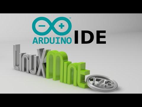 Install Arduino IDE (1.6.9)  In Linux Mint / Ubuntu