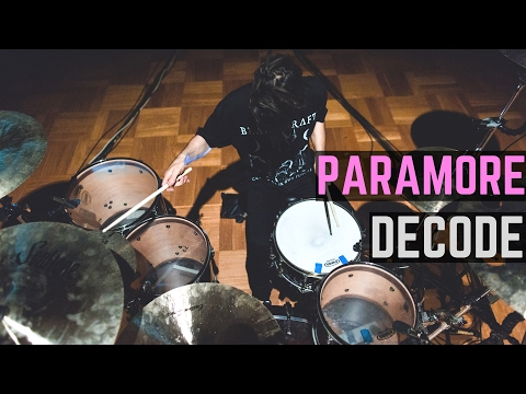 Paramore  Decode  Matt McGuire Drum