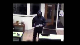 Armed serial bank robber wanted in Pennsylvania