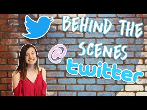 BEHIND THE SCENES AT TWITTER HQ! | ohemgeeitsmaya | AD