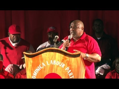Labour Day Convention Rally in St. Joe - YouTube