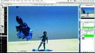 tutorial photoshop como extender el cielo en tu foto espanol