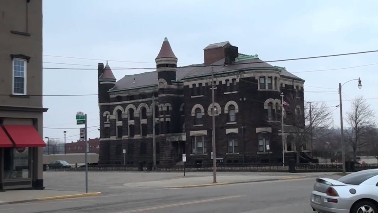 Old Licking County Jail