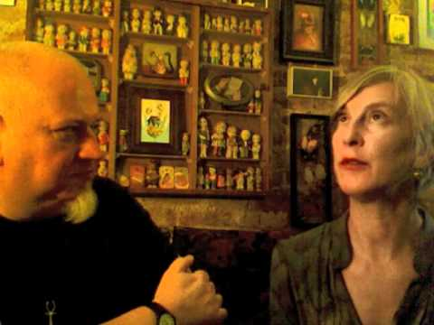 Robin Crutchfield and Nina Canal on Art and Music