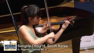SongHa Choi, 16, South Korea
