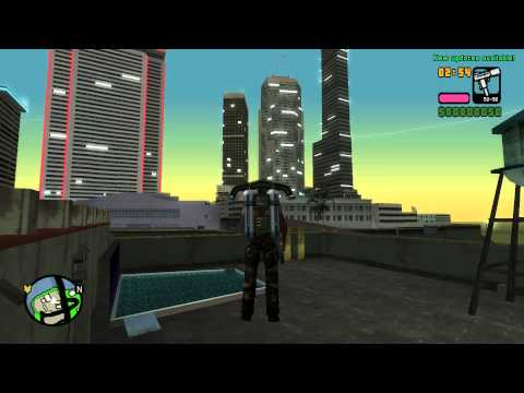Jetpack In Vice City Stories!!!
