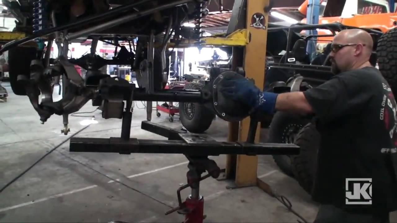 What Is Mopar >> Off Road Evolution EVO Enhanced Mopar Jeep JK Dana 44 Axle - YouTube