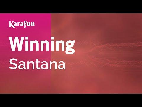 Karaoke Winning - Santana *