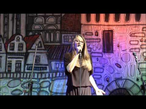 Recital Alicji Czajkowskiej na Koncercie Finałowym XXII Edycji Terepaczków 2017